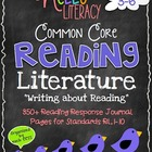Common Core Reading: Comprehension Strategy Sheets for 3-6
