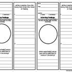 Common Core Reading Response Bookmarks
