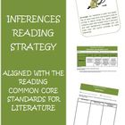 Common Core Reading Strategy Inference Activities and Rubric