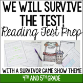 Common Core Reading Test Prep: Fiction and Informational {