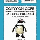 Common Core Research & Informative/Explanatory Writing Pro