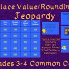 Common Core Rounding and Place Value TV Trivia Grades 3-4 Fun!!