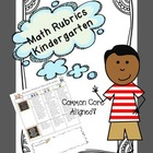 Common Core Rubrics Math - Kindergarten