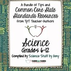 Common Core Science: Free Back-to-School eBook for Grades 6-12