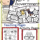 Common Core Standards: Government Study for Elementary