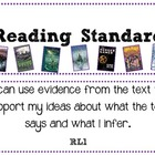 Common Core Standards Mini-Posters - ELA 6th Grade
