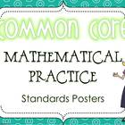 Common Core State Standards for Mathematical Practice Posters