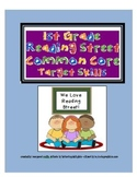 2011 Common Core Target Skills Reading Street 1st Grade Unit 5