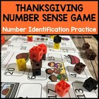 Common Core Thanksgiving Number Stack Game