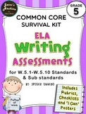 Common Core Writing 5th Grade
