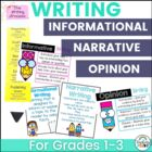 Common Core Writing {Narrative, Persuasive, and Informatio