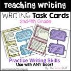 Write Trait Writing Task Cards {24 task cards} (CCSS)-TheW