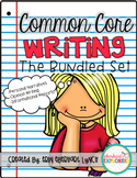 Common Core Writing: The Bundled Set!
