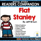 Common Core Aligned Reader's Companion for the Book: Flat