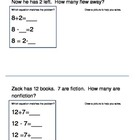 Common Core aligned editable Word Problems