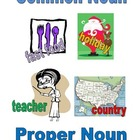 Common Noun, Proper Noun