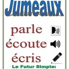 Communicative French Activity (Speak, Listen, Write): Futu