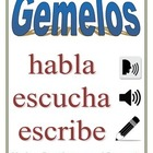 Communicative Spanish Activity (Speak, Listen, Write): Reg