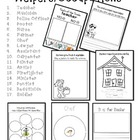 Community Helper & Occupations Packet (Kindergarten Social