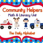 Community Helpers: A Math and Literacy Unit