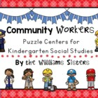 Community Helpers Center for Social Studies