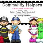 Community Helpers ~ ELA and Social Studies Unit and Power