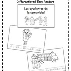Community Helpers Easy Readers