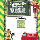 Community Helpers Find and Graph-Roll and Graph