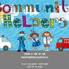 Community Helpers Literacy Unit
