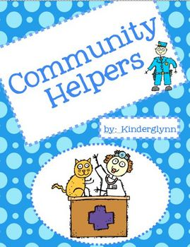 Community Helpers Part 1