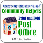 Community Helpers Post Office