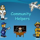 Community Helpers Powerpoint (12 slides)