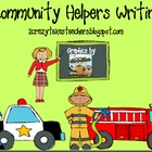 Community Helpers Writing & Reader