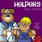 Community Helpers {bear edition}