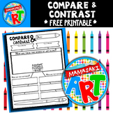 Compare and Contrast Handout ART