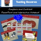 Compare and Contrast Interactive PowerPoint lesson