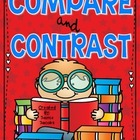 Compare and Contrast - Worksheets