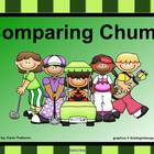 Comparing Chums-Comparing Numbers & Ordering Numbers