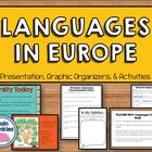 Comparing European Languages: Italian, French, English, Ge