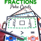 Comparing Fractions Candy Poke Game (Common Core Based)