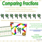 Comparing Fractions Game (Cross Multiply)