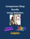 Comparison Shopping Bundle Using Websites