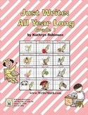 Complete First Grade Writing Package - Lessons, Activities
