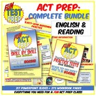 Complete Fun ACT Prep BUNDLE
