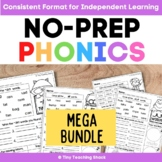Complete Phonics Packet (Easy Printables)