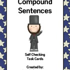 Compound Sentences Task Cards