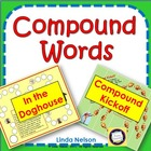 Compound Word Games: In the Doghouse and Compound Kickoff!