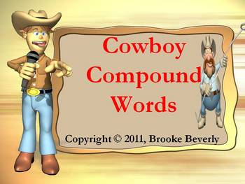 Compound Word Powerpoint