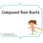 Compound Word Rain Boots