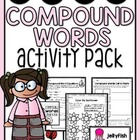 Compound Words Activity Pack-Compound Words Practice